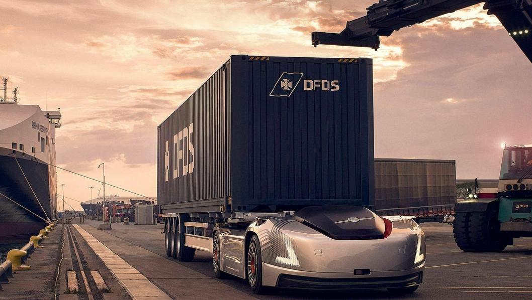 Volvo Trucks' autonome og elektriske kjøretøy Vera gjør seg klar til sitt første oppdrag: Transport av gods i en tilkoblet og repeterende strøm fra et av DFDS logistikksentre til en havneterminal. Det nye samarbeidet er et første skritt mot å implementere Vera i en reell transportoperasjon og utvikle hennes potensiale for andre lignende oppgaver.
