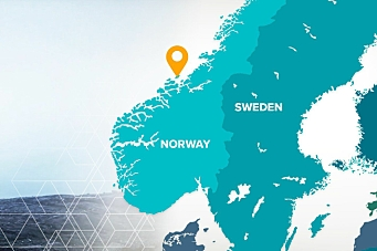 Leverer «rock foundations» til Frøya vindpark