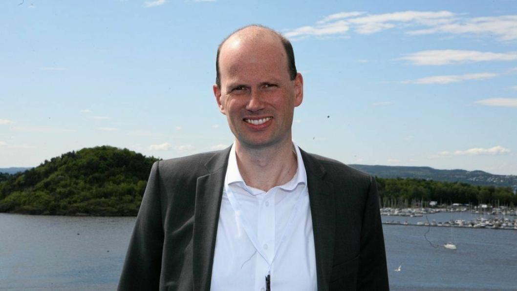 Lars Arne Brøttem er konsernsjef i nye Nor-log Gruppen. Foto: Per Dagfinn Wolden