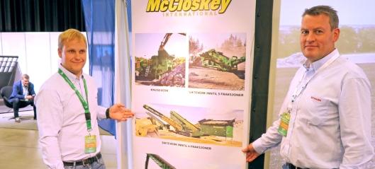 Metso kjøper McCloskey