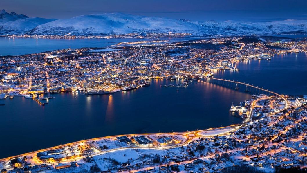Statens vegvesens Divisjon vei skal være i Tromsø.