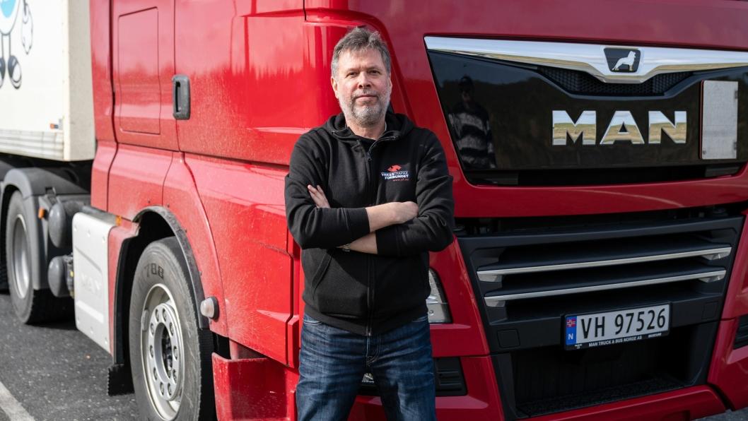 Jim Klungnes, forbundsleder i Yrkestrafikkforbundet, mener Stortingets vedtak om å bygge et nytt løp i Oslofjordtunnelen istedenfor bru er et feilgrep.