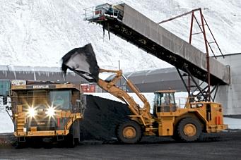 Kvalifisering til opprydding i Svea Nord-gruven