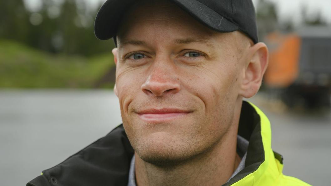 Audun Ørbeck.