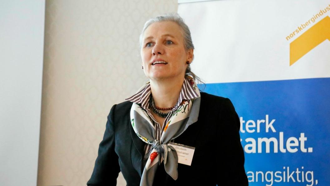Elisabeth Gammelsæter.