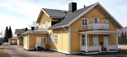 Veidekke-selskap flytter kulturbygg i Kiruna