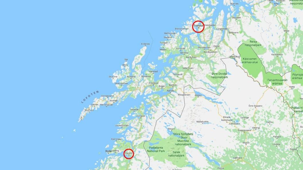 I veldig mange år har det vært en drøm for mange å bygge jernbanen videre nordover fra Fauske til Tromsø. Nå har en utredning fra Jernbaneverket funnet at det vil koste over 100 milliarder kroner å gjennomføre byggingen.