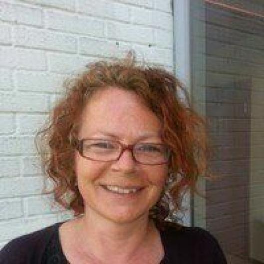 Seniorrådgiver i Jernbanedirektoratet, Hanne Juul.