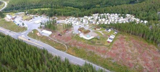 Bertelsen & Garpestad bygger døgnhvileplass