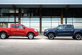 «Nissan Navara blir tøffere, sterkere og snillere»