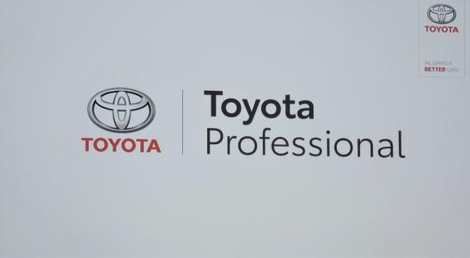 Toyota Professional blir en egen forretningsenhet hos Toyota i Europa.