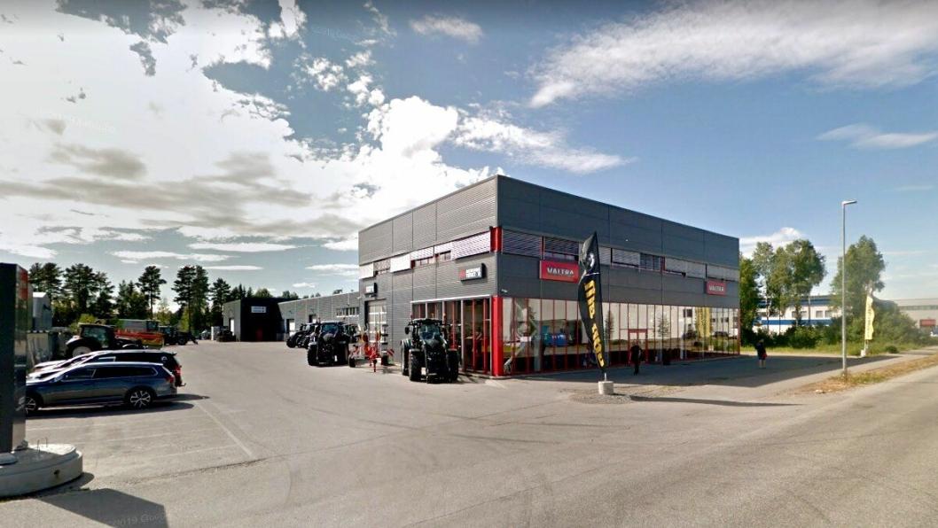 Akershus Traktor AS har hovedkontor på Jessheim i Akershus.