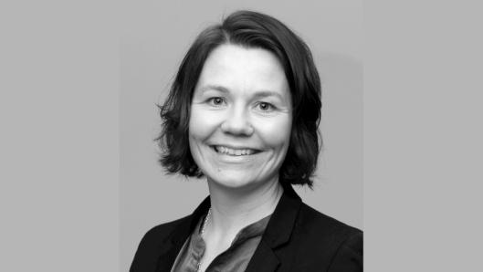 Kristin Holthe tar over som leder for Skanska Teknikk fra 1. august.