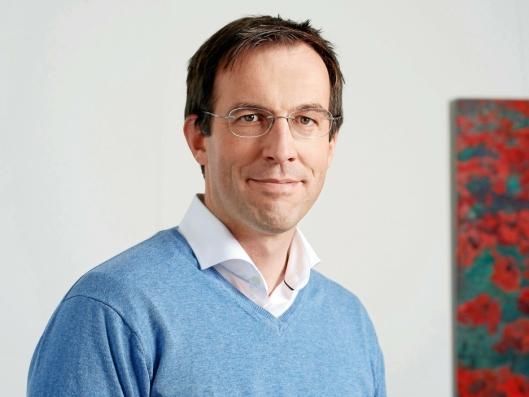 6. GENERASJON: Dagens adm. direktør, Hans-Christian Schneider, er sjette generasjon etter Jakob Ammann.