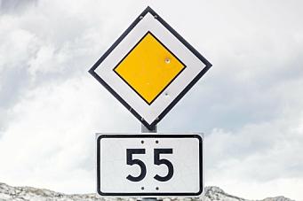 3500 veier får nye nummer
