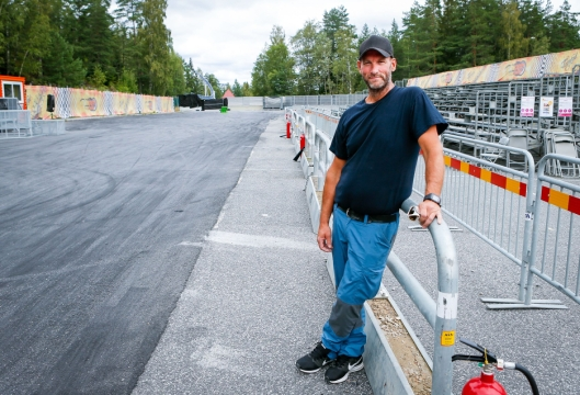 Roar Halvorsen i Norsk Trafikksikring