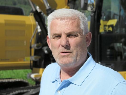 Ole Gjermundshaug er daglig leder for Steer AS.
