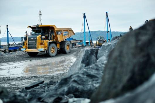Hæhre har utført oppgaver for Noah også tidligere. Siste store prosjekt var utvidelsen av Sydbruddet.