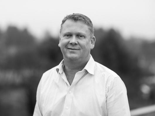 Sortert og kvernet returtrevirke er et materiale det er stor etterspørsel etter, sier Geminors Country Manager i Norge, Kjetil Hausken.