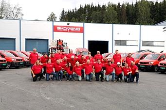 Team Skoveng: Ny eier, logo, ledelse og nye biler