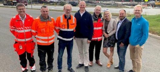 Solvik-Olsen tilbake på veiprosjekt