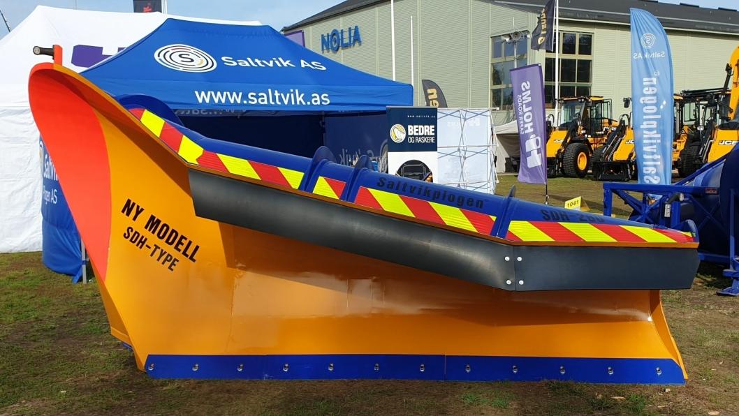 Saltvikplogen SDH-280.