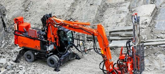 Minera Skifers nye borekjempe