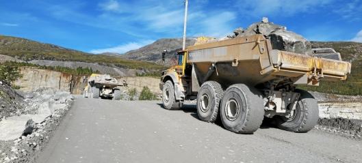 Tilfører 150 mill. kroner til LNS Mining