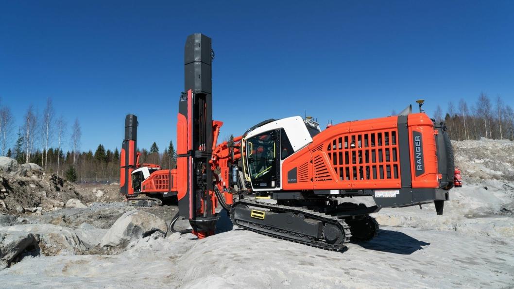 Nyheten NoiseGuard-DXi skal redusere støyutslipp fra borerigger i Ranger DXi-serien betydelig.