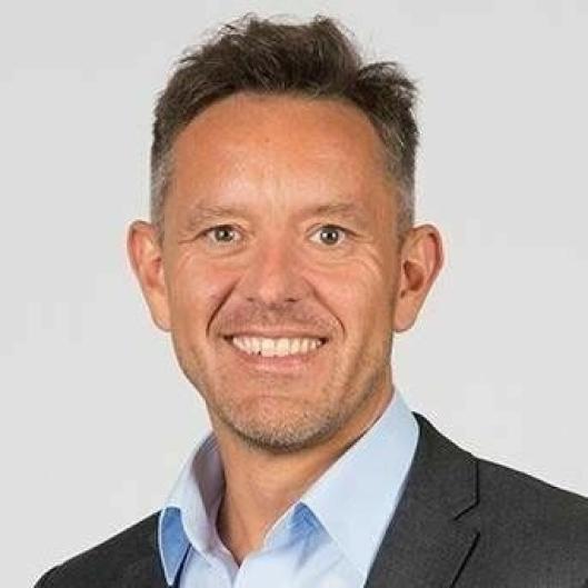 Bjørn Inge Haugan, direktør kommunikasjon og marked i Volvo Norge.