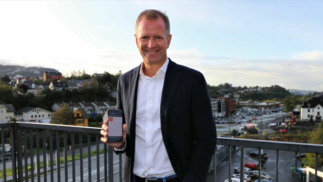 Stig Bredvei er ny daglig leder hos Mobile Worker AS.