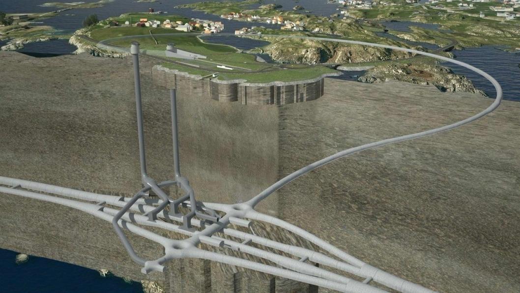 Kvitsøykrysset med tunnelene opp til Kvitsøy og ventilasjonssystemet er en del av E 02 – Kvitsøy-kontrakten i E39 Rogfast-prosjektet.