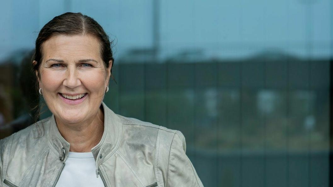 Adm. direktør Ingrid Dahl Hovland i Nye Veier AS er blant søkerne til jobben som Vegdirektør.