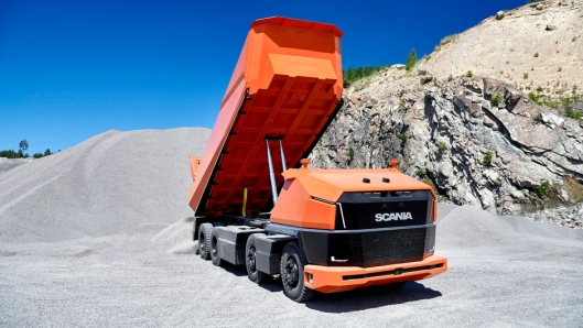 Scania AXL.