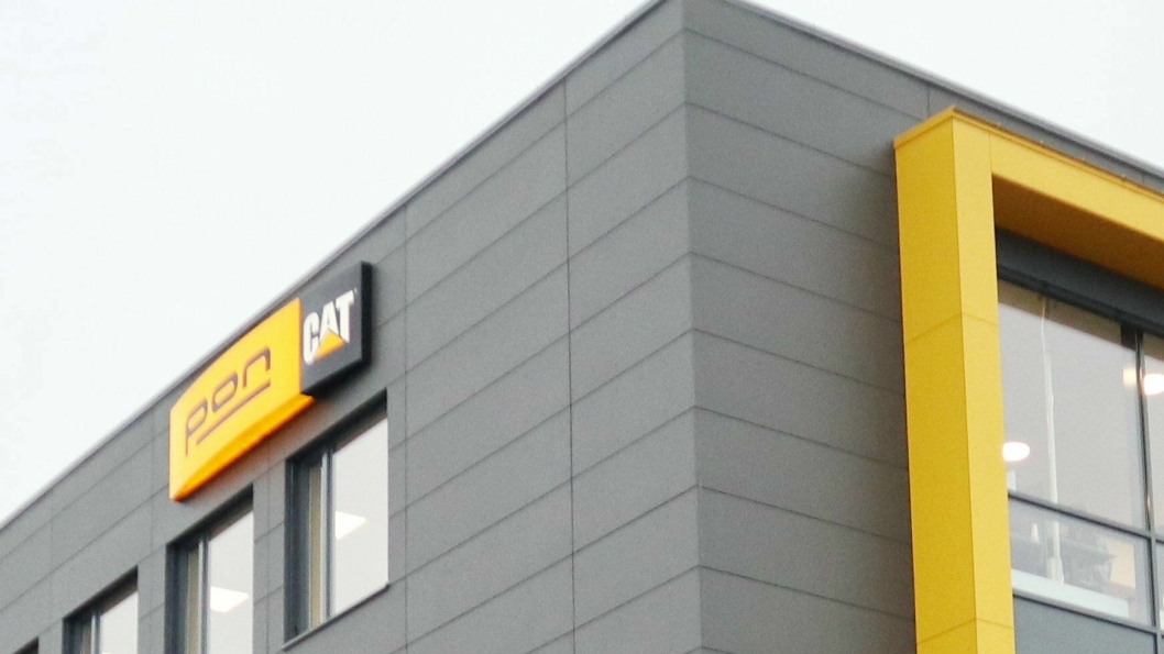 PON: Pon Holding har selskaper og Caterpillar-representasjonen o Nederland, Norge, Sverige og Danmark. Nå kan rettighetene i de to sistnevnte landene bli solgt.