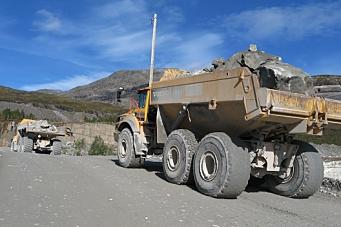 Knallbra for Bergindustriens Høstmøte