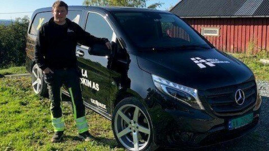Torstein Steinsmo fra Levanger skal lede Hella Maskins nye avdeling i Trøndelag.