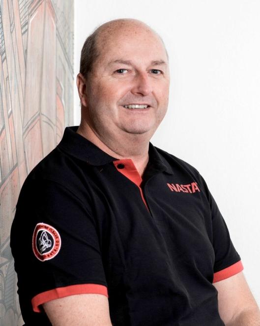 - Selv om hovedkontoret vårt fremdeles ligger i Larvik, så vil Lillestrøm-avdelingen med sin premium-beliggenhet langs E6 naturlig fremstå som vårt ansikt mot publikum, sier Nastas administrerende direktør, Tom Johansen.