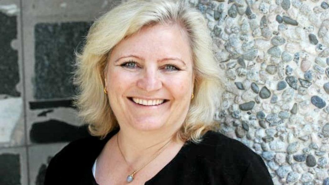 Generalsekretær Anita Helene Hall i Norsk Bergindustri er fornøyd med deler av regjeringens forslag til statsbudsjett. Men hun hadde ønsket seg noen forandringer.