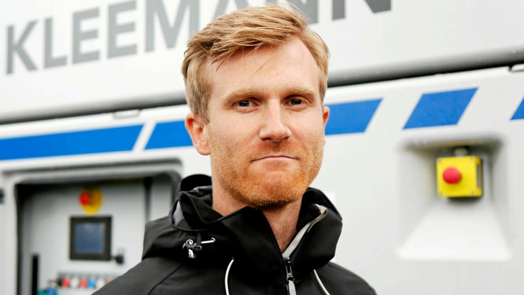 André Moholdt Håkonsen.