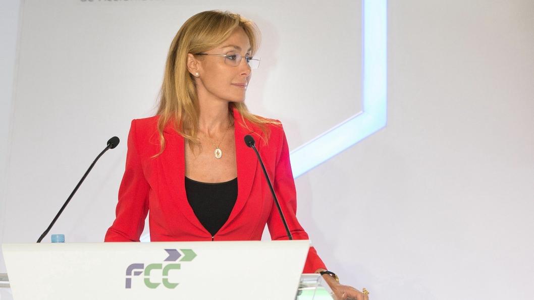 FCC Construcción er valgt til å bygge E6-strekning i Trøndelag.  Esther Alcocer Koplowitz er en av eierne og styreleder i det spanske FCC-multimilliard-konsernet der «Construcción» kun er ett av flere bein konsernet står på.