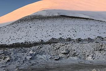 Stengt: Lunckefjell tilbake til naturen