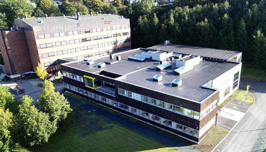 - Berglaboratoriet er et ledende forsknings- og utviklingslaboratorium, og skal være en verktøykasse for våre kunder og samarbeidspartnere, sier forskningsleder i Sintef Lisbeth Alnæs.