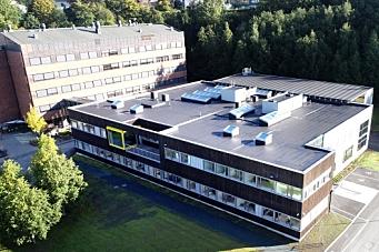 Sintef og NTNU har fått nytt berglaboratorium
