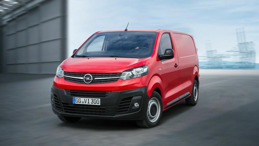 Peugeot Expert, Opel Vivaro og Citroën Jumpy kommer som helelektriske varianter i 2020. Bilene kommer med to rekkevidder, 200 og 300 kilometer etter WLTP.