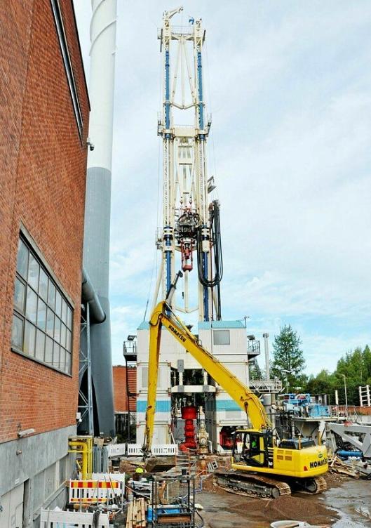 Det nordiske energiselskapet St1 har startet siste boringsfase av sitt jordvarmepilotprosjekt i Finland.