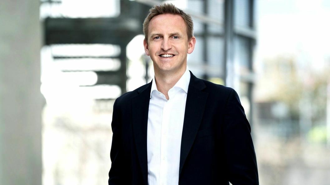 Konsernsjef NRC Group, Henning Olsen, er glad for at konsernets satsing på jernbanetekniske fag i Norge har lykkes i form av en stor kontrakt med Bane Nor.