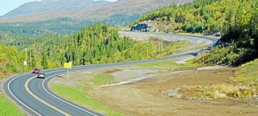 Mot stor åpning av E6 på Helgeland