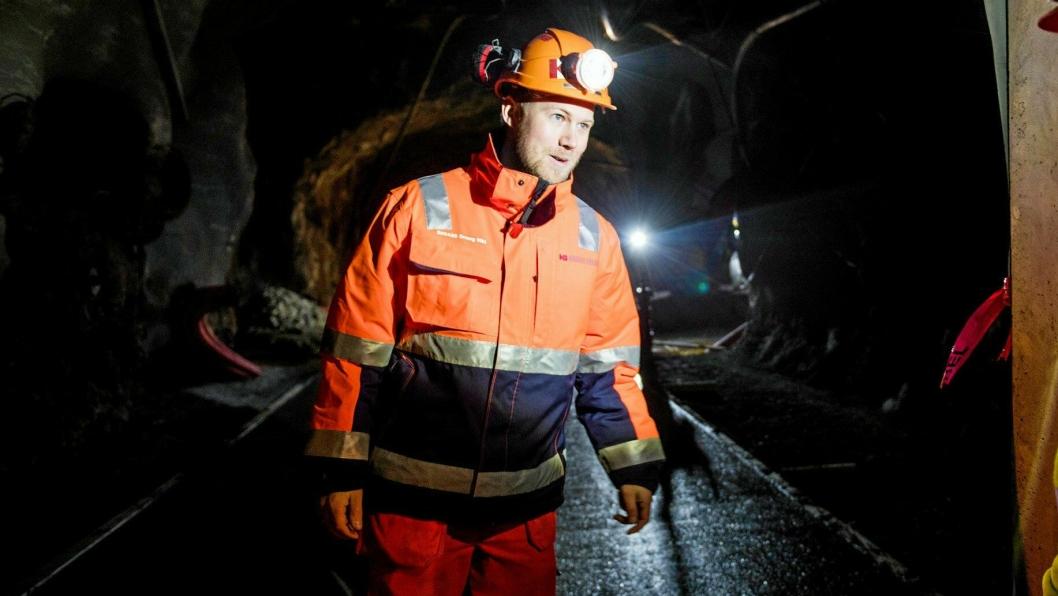 Dreng Viki overtar 1. november som leder for tunellavdelingen i Kruse Smith.