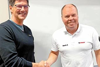 OilQuick og Engcon utvider samarbeidet